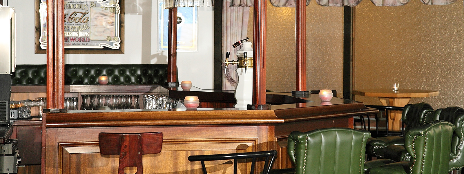 Hotel Restaurant Cafe Stimbergpark